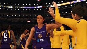 NBA 2K20 - WNBA Trailer NR EN