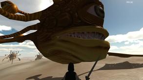 Desert monsters video