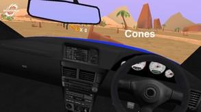 Super Realistic Autocross VR video