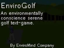 EnviroGolf video