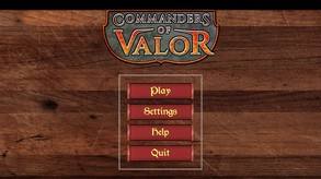 Commanders of Valor video
