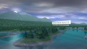 Trainz Route: Beavermouth to Ottertail (DLC) video