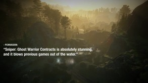 Sniper Ghost Warrior Contracts: Launch Trailer