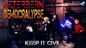 Afterbern Democralypse video