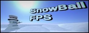 SnowBall FPS video