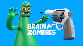 Brain vs Zombies video
