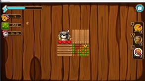 Raccoon The Miner video