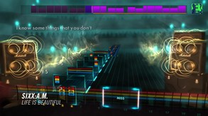 Rocksmith® 2014 Edition – Remastered – Sixx:A.M. Song Pack (DLC) video