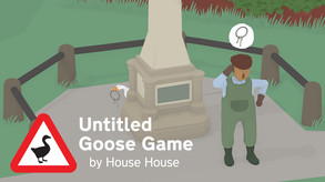 Untitled Goose Game video