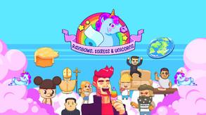 Rainbows, toilets & unicorns! video