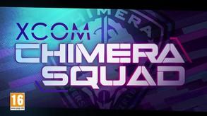 XCOM: Chimera Squad Gameplay Overview- EN PEGI