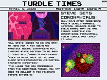 Ninja Turdle - Coronavirus DLC video