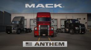 American Truck Simulator - Mack Anthem® (DLC) video