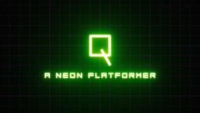 Q - A Neon Platformer video
