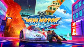 Video of Mini Motor Racing X