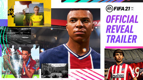 FIFA 21 Official Reveal Trailer   Win As One ft. Kylian Mbappé