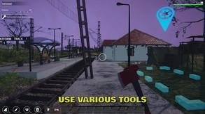 Train Station Renovation video
