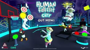 Human: Fall Flat video