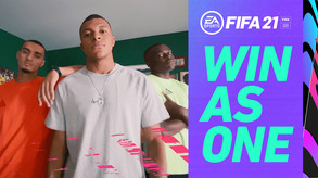 FIFA 21 Official Launch trailer