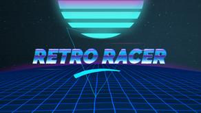 Retro Racer video