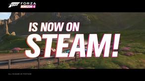 Forza Horizon 4 Steam Launch Trailer