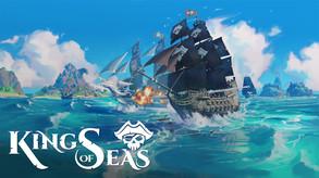 King of Seas - Announcement Trailer Team17
