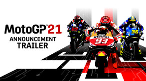 MotoGP™21 - Announcement Trailer