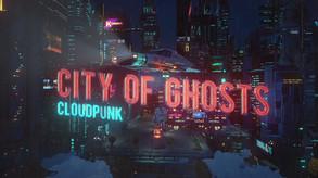 Cloudpunk - City of Ghosts (DLC) video