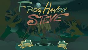 Frog Hands Steve