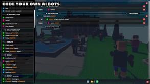 DumbBots video