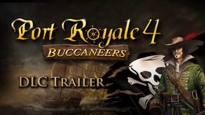 Port Royale 4 - Buccaneers (DLC) video