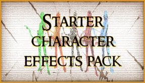 Shades Of Rayna - Starter Character Effects Pack (DLC) video