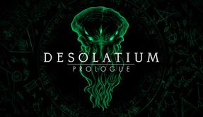 Desolatium: Prólogo