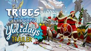 Tribes of Midgard Launch PEGI EN