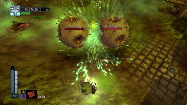 скриншот Madballs in Babo:Invasion 1
