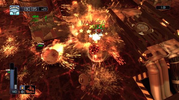 скриншот Madballs in Babo:Invasion 0