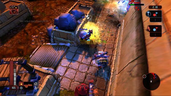 скриншот Madballs in Babo:Invasion 5