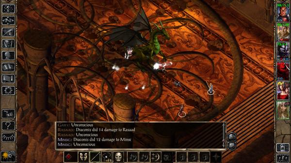 скриншот Baldur's Gate II: Enhanced Edition 5