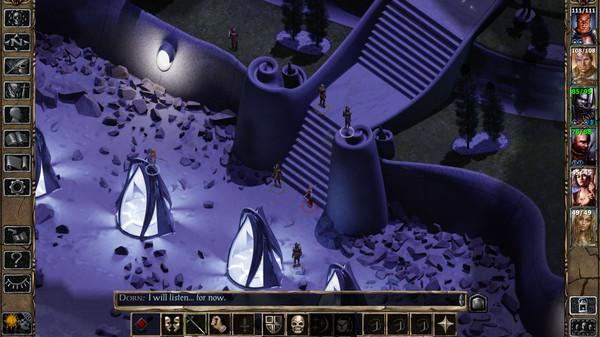 Скриншот №5 к Baldurs Gate II Enhanced Edition