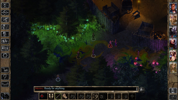 скриншот Baldur's Gate II: Enhanced Edition 3