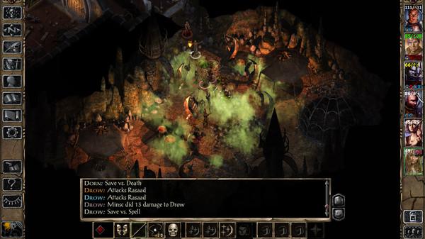 Скриншот №1 к Baldurs Gate II Enhanced Edition