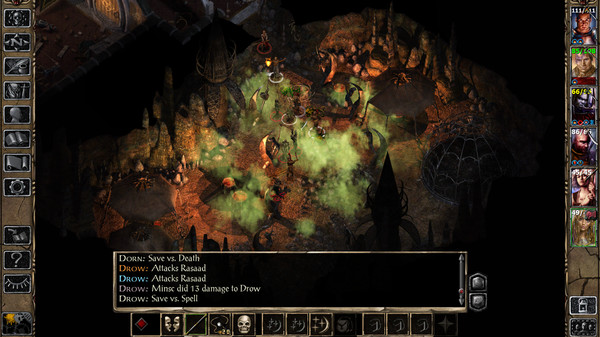 скриншот Baldur's Gate II: Enhanced Edition 0