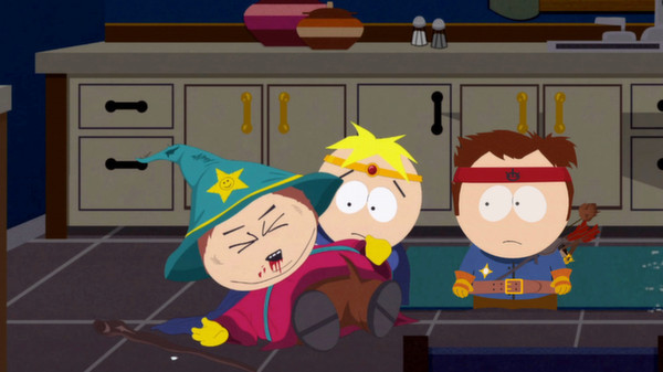 скриншот South Park: The Stick of Truth - Ultimate Fellowship Pack 1