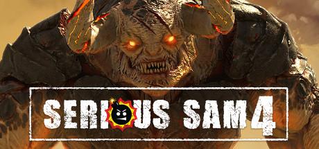 Serious Sam 4 Cover Image