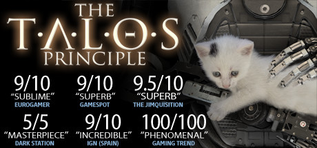 The Talos Principle Cover Image