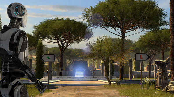 Talos principle - aperçu de la map