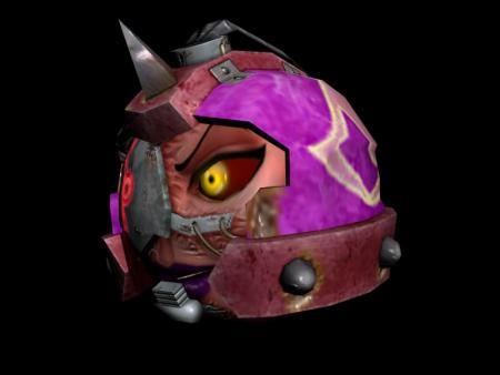 Madballs Scorched Clan Skins