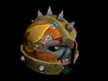 скриншот Madballs Scorched Clan Skins 5