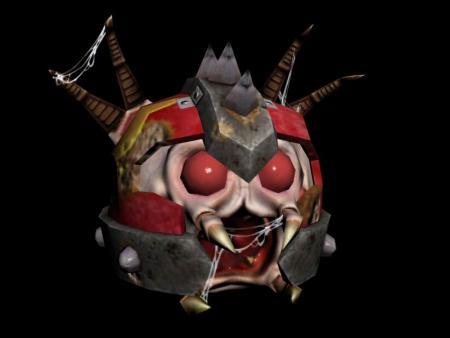 скриншот Madballs Scorched Clan Skins 0