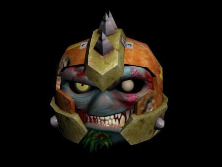 скриншот Madballs Scorched Clan Skins 4